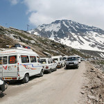 Manali to Rohtang Pass – Further on up the Road