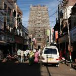 Madurai Meenakshi Temple – I