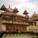 Walks in India: Orchha, Madhya Pradesh