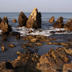 Friday Photo: Boulders and the Sea