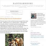 Ranthambhore Blog