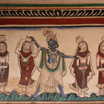 Rajasthan: Images – Paintings on the Havelis