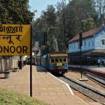 Nilgiri Mountain Railway, Ooty, Coonoor