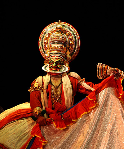 kathakali - bheema