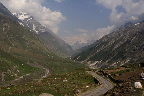 Beyond Rohtang: Chandra Valley in Lahaul