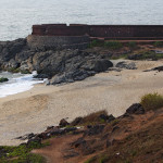 Friday Photo: Bekal Fort and the Sea