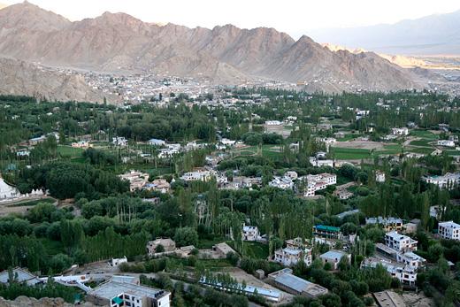 Leh Town, Ladakh