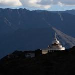 Ladakh: Leh – Shanti Stupa