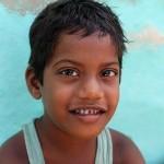 Kids in Badami