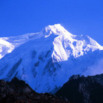 Kanchenjunga up close