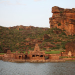Badami – III – Temples and Sandstone Creations