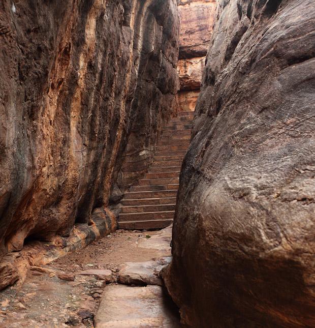 Rocks of Badami