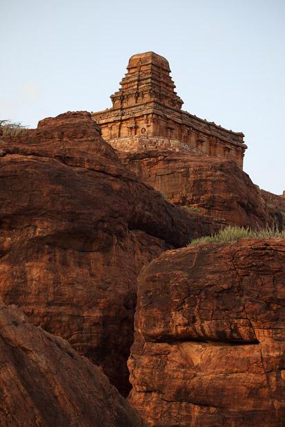 upper shivalaya temple, Badami