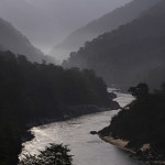 The Ganga – Upstream Rishikesh
