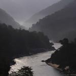 The Ganga – Upstream Rishikesh