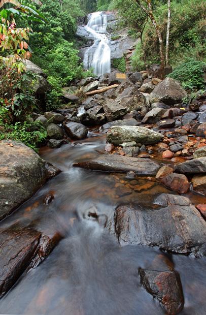 waterfall, coorg