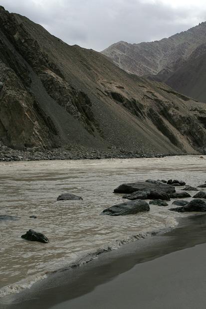 Indus River at Alchi