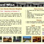Travel Wise – The Hoysala Trail – February 13, 14