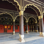 The Palace of Tipu Sultan, Bangalore