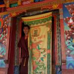 Ladakh – Korzok Gustor Festival – Busy Monks