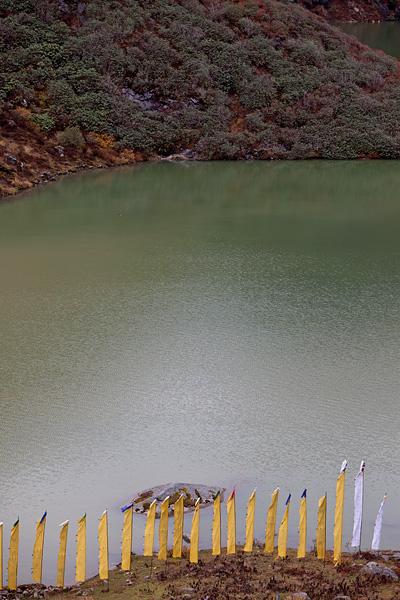 tshangu lake in may