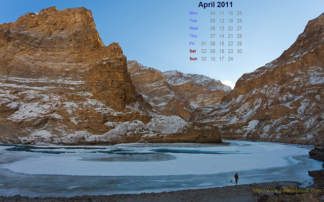 april 2011 wallpaper