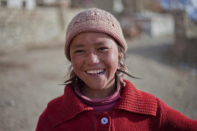 chidren of ladakh
