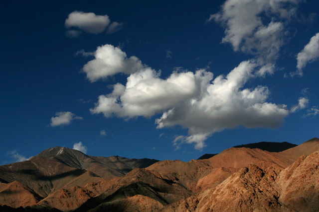 landscapes of leh, ladakh
