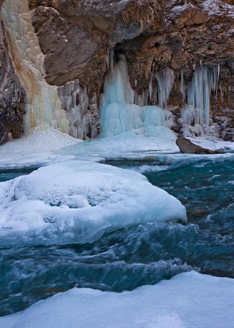 chadar trek, Zanskar