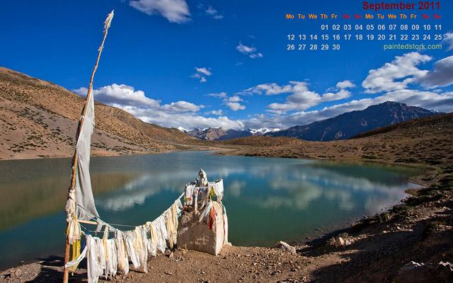 september 2011 desktop calendar wallpaper