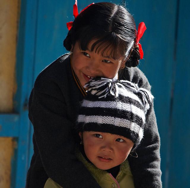 children of arunachal pradesh