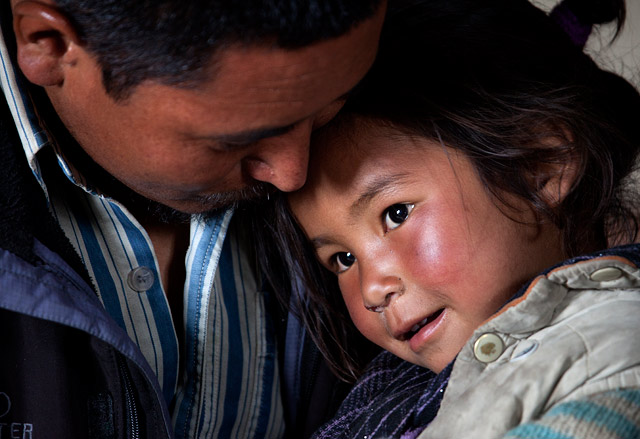 children of lahaul spiti