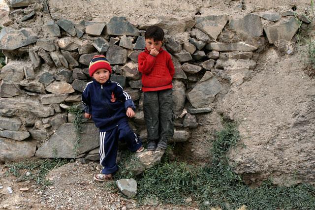 children of ladakh