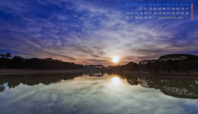 march 2012 desktop calendar wallpaper