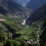 Cycling from Manali to Leh