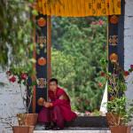 Photo of the Day – Caretaker Monk – Bhutan