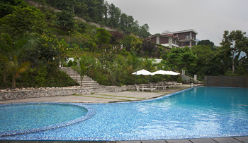 club mahindra baiguney, sikkim
