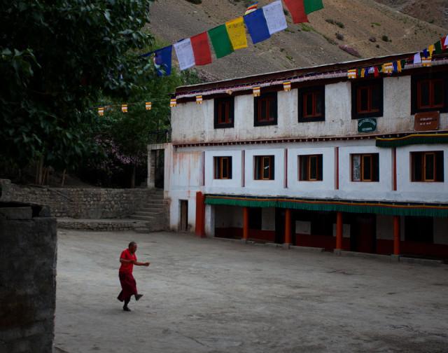 ki monastery, spiti valley