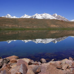 In Lahaul and Spiti