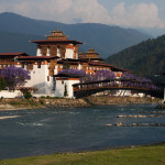 Photos: Punakha Dzong, Bhutan