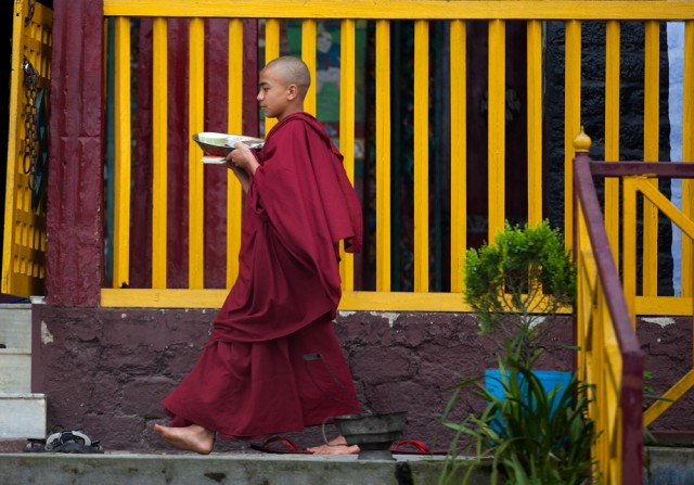 Pemayangtse Monasatery, Pelling, Sikkim