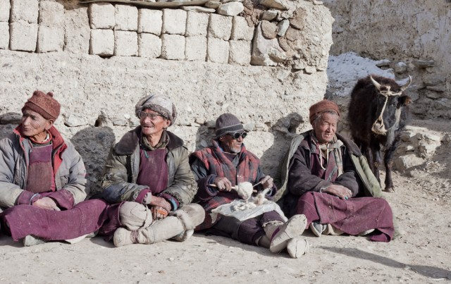 People of Zanskar