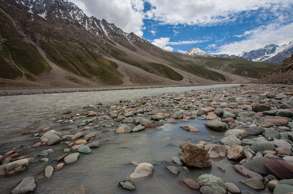 Chandra River, Lahaul Valley