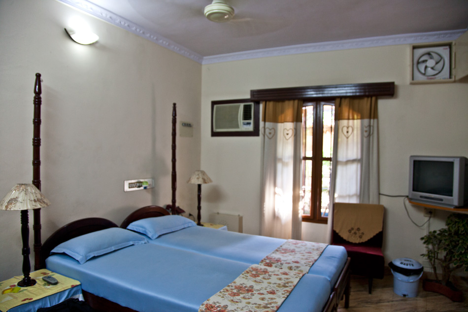 Hotel Review: Sonetta Residency, Fort Kochi (Guest House) - India