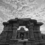 Photo: Sculpted stones of Pattadakal