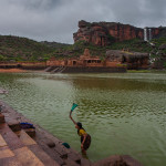 Monsoon Days in Badami, Karnataka