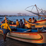 Fishermen of Fort Kochi, Kerala