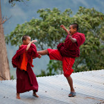 In the moment! Chimi Lhakhang, Bhutan