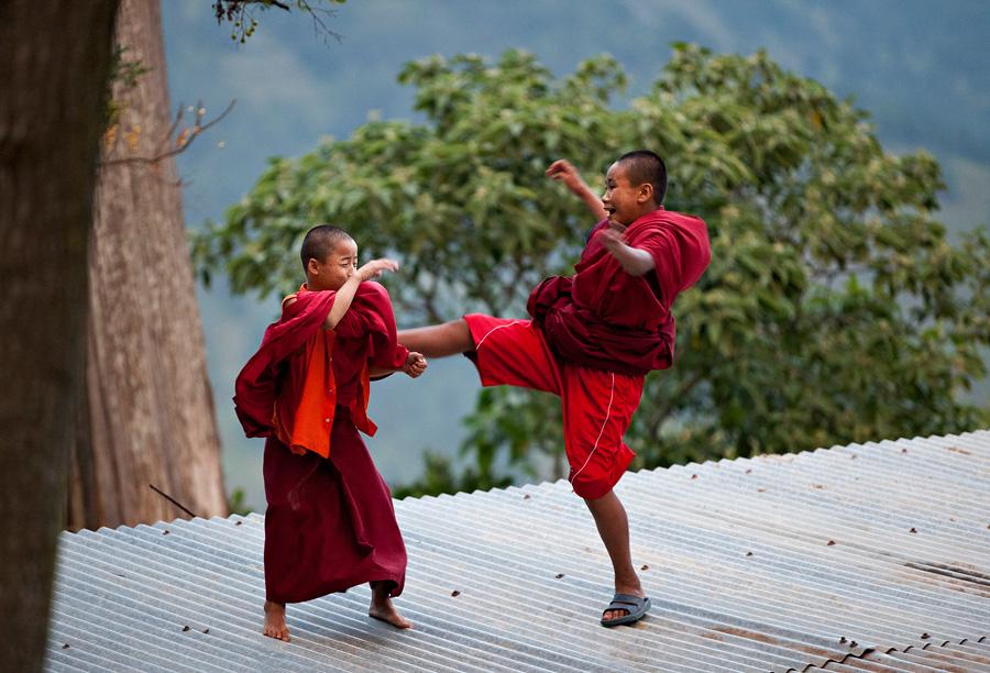 Chimi Lhakhang, Bhutan