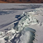 Ladakh – Tso Moriri Lake Frozen in Winter